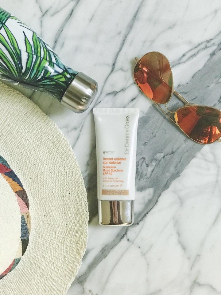 Product Spotlight – Dr. Dennis Gross Skincare Instant Radiance SunDefense
