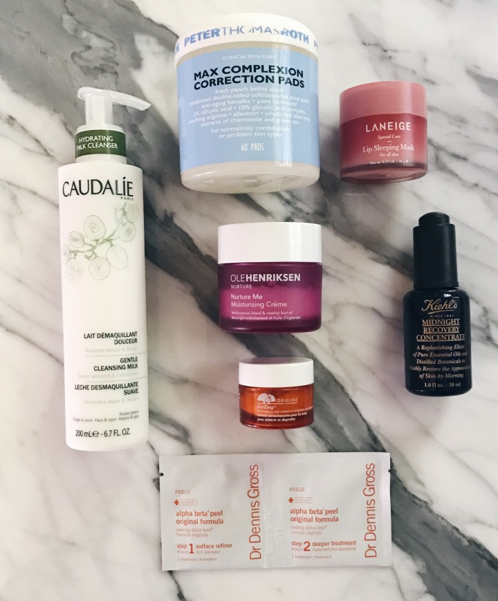 PM Skincare Routine For Dry Skin